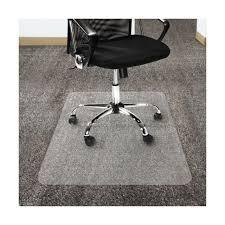 bamboo chair mats for carpet. Office Marshal Polycarbonate Chair Mat For High Pile Carpet Floors Desk Plan Bamboo Mats
