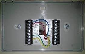 american standard thermostat wiring diagrams american standard american standard thermostat wiring diagram wiring diagrams
