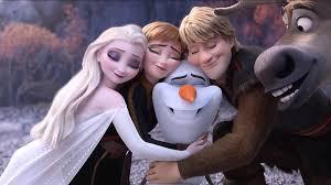 elsa gustaf snowman frozen 2