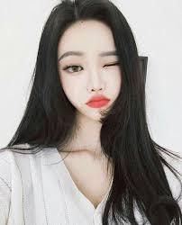 ulzzang asian insram daxbin korean makeup asian makeup eye