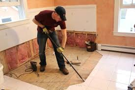 removing tile floor best of replacing ceramic tile floor with hardwood within simple remove and replace