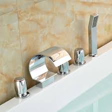 Waterfall Bathtub Popular Roman Bathtub Faucets Buy Cheap Roman Bathtub Faucets Lots