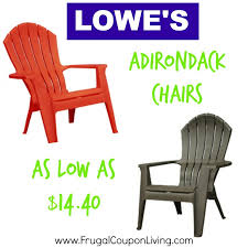 purple plastic adirondack chairs. Simple Chairs Plastic Adirondack Chairs Lowes Purple Dining  Patio U0026 Garden  Photo Gallery Intended L