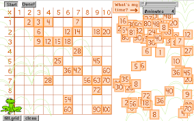 Interactive 100 Chart Free Math Cats Explore The Multiplication Table
