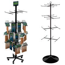 Spinner Display Stands Delectable Wire Spinner Racks Floor Countertop Spin Racks Marvolus