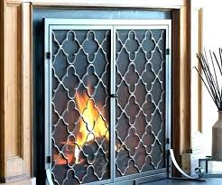 large fireplace screens furniture best custom fireplace screens with doors walls interiors for large fireplace screens renovation large spark guard