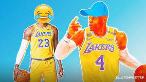 LeBron James mocks Russell Westbrook ...