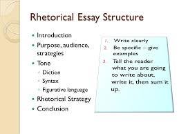Sample Rhetorical Analysis Excelsior College Owl Essay