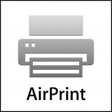 ipad airprint settings