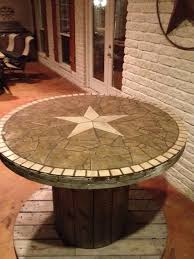 wooden spool table texasbowhunter com community discussion forums