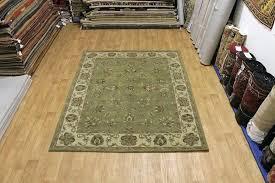green rug 8x10 endearing sage green area rug sage green allover fl oriental area rug lime
