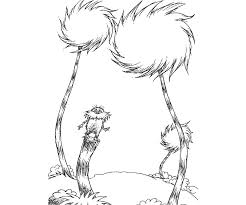 Small Picture Lorax Coloring Pages Trees Sewing and Crafts Pinterest Lorax