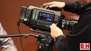 Blackmagic Design Ursa 4k V2 Blackmagic Design Ursa 4k Camera Nab 2014