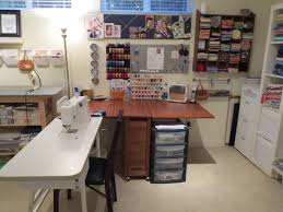 Kitchen Bulletin Board Sewing Room Of The Month Art Gallery Fabrics The Creative Blog