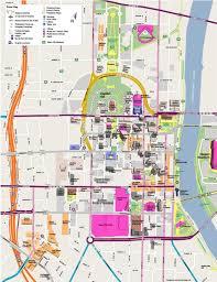 nashville maps  tennessee us  maps of nashville