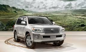 Toyota Land Cruiser Cars New Model 2018 Specification Features ...