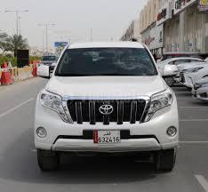 Used Toyota Land Cruiser Prado 2015 Car for Sale in Doha (713004 ...