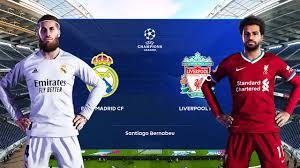 Real Madrid vs Liverpool - UEFA Champion League 2021 - Full Gameplay HD -  YouTube