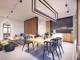 Living Room And Kitchen Design Black White Wood Kitchens Ideas Inspiration