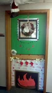 2012 christmas door decoration contest winner aaron office door decorated