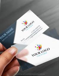 Online Business Card Maker App Elegant Bw Business Card Template