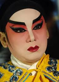 chinese opera peking opera and other regional operas in china china facts and dels makeupz bodypaintz opera
