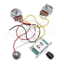 fender guitar wiring reviews online shopping fender guitar electric guitar prewired wiring harness kit for fender telecaster tele parts 3 way toggle switch 250k pots jack