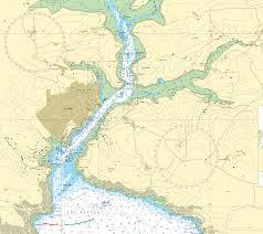 Salcombe Harbour Chart Salcombe Harbour Splashmaps Chart