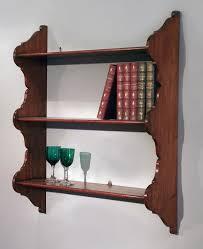 antique wall shelves