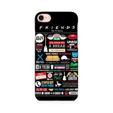 Best Designer Iphone 8 Cases Friends The T V Series Iphone 7 And Iphone 8 Trending