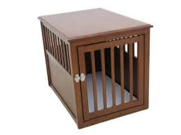 furniture pet crates. Delighful Crates Crown Pet Crate And Table Intended Furniture Pet Crates N