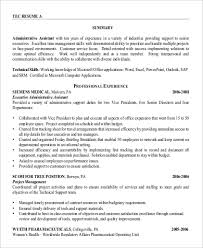 Summary Statement For Resumes Resume Summary Statement Example 9 Samples In Word Pdf