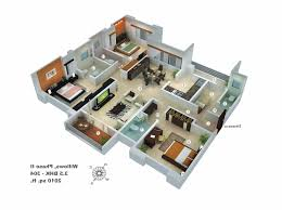 house design plans 3d 6 bedrooms pictures simple bedroom best of amazing floor decor with a awesome creator kerala 2018