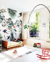 Decorating: Beautiful Forest Wall Mural Ideas - Wallpapers