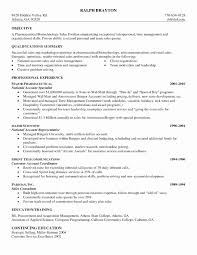 Examples Of Objectives On Resumes Elegant Cv Template Nz Teaching