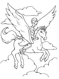 So why not check out some of the other unicorn crafts available Princess Unicorn Coloring Pages Coloring Home