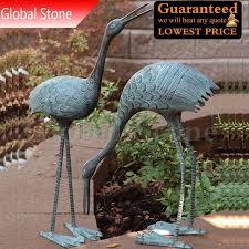 china garden animal sculpture bronze