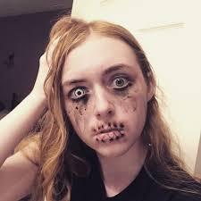 sches mouth fx makeup