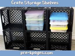 milk crate storage.  Crate Milk Crate Storage Shelves For The Classroom On Milk Crate Storage C