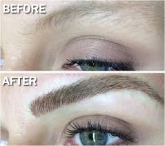 eyebrow microblading before and after. microblading before and after 3 eyebrow r
