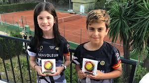 Adam Moya y Candela Martín, subcampeones en el VI Torneo Ciudad de Estepona