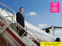 watch mad men season 7 first look video don draper is back on mad men season 7 video