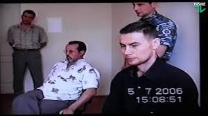 Очная ставка между Шпиндой и Ивановским  Очная ставка между Шпиндой и Ивановским