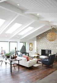 pitched ceiling lighting. Lighting Tips For Vaulted Ceilings | Ty Pennington Pitched Ceiling G