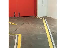 industrial solid vinyl floor safety tape