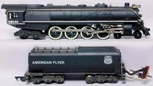 american flyer dc engine american flyer northern steam engines