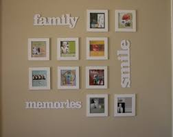 wall decorating ideas with vintage photos