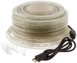 1 2 Inch Led Rope Light Cbconcept 120vlr100ft Multi 120v 2 Wire 1 2 Inch Led Rope Light With 1 0 Inch