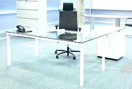 white glass desk glass top office desk white glass desk modern glass top office desk furniture white glass desk