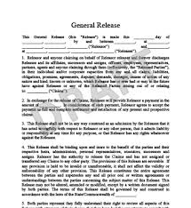 Free Release Of Liability Form Sample Waiver Form Legal Templates Beauteous Liability Waiver Template Word